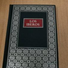Libros de segunda mano: LOS ÍBEROS - BIBLIOTECA HISTÓRICA (ENIGMAS Y MISTERIOS) - URBION 1984. Lote 122994947