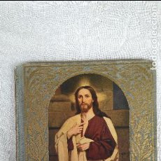 Libros de segunda mano: VIDA DE NUESTRO SEÑOR JESUCRISTO EN 80 LAMINAS EN COLORES. Lote 123469859