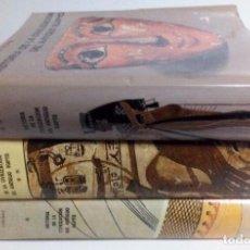 Libros de segunda mano: HISTORIA DE LA CIVILIZACIÓN DEL ANTIGUO EGIPTO. 3 TOMOS. J. PIRENNE. EDITORIAL ÉXITO. 1971. HISTOR. Lote 125209643