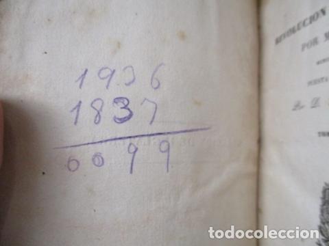 Libros de segunda mano: Historia de la Revolución de Inglaterra. Guizot. 1837. 3 Tomos - Foto 13 - 125224371