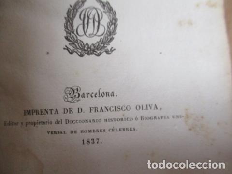 Libros de segunda mano: Historia de la Revolución de Inglaterra. Guizot. 1837. 3 Tomos - Foto 15 - 125224371