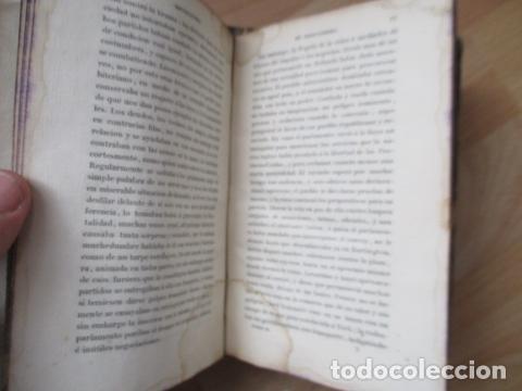 Libros de segunda mano: Historia de la Revolución de Inglaterra. Guizot. 1837. 3 Tomos - Foto 18 - 125224371