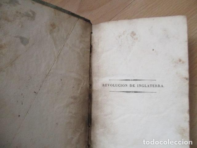 Libros de segunda mano: Historia de la Revolución de Inglaterra. Guizot. 1837. 3 Tomos - Foto 22 - 125224371