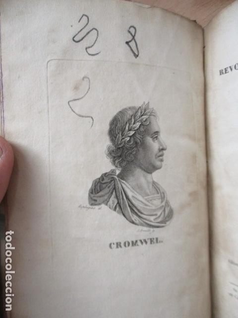Libros de segunda mano: Historia de la Revolución de Inglaterra. Guizot. 1837. 3 Tomos - Foto 23 - 125224371