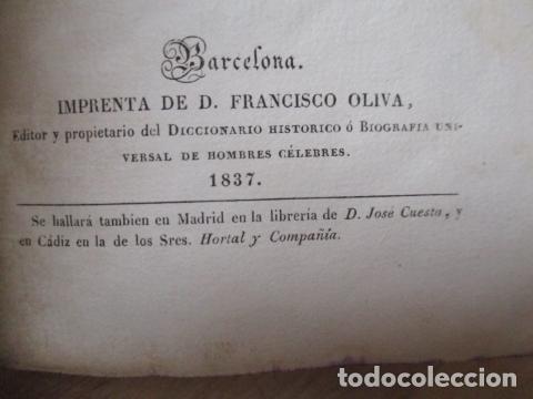Libros de segunda mano: Historia de la Revolución de Inglaterra. Guizot. 1837. 3 Tomos - Foto 26 - 125224371