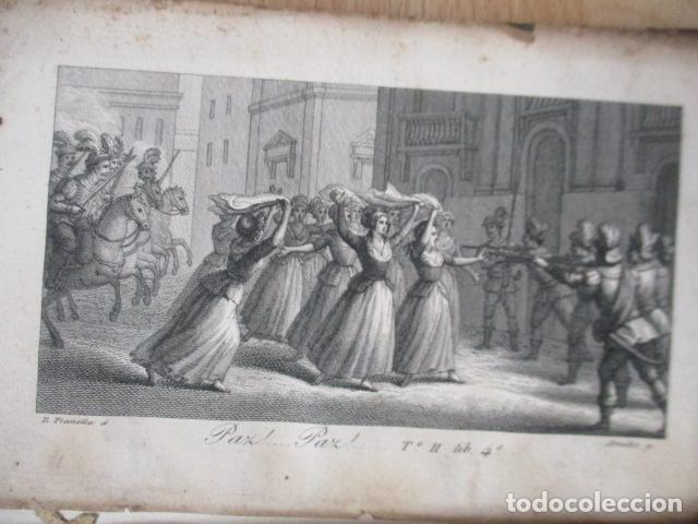 Libros de segunda mano: Historia de la Revolución de Inglaterra. Guizot. 1837. 3 Tomos - Foto 28 - 125224371