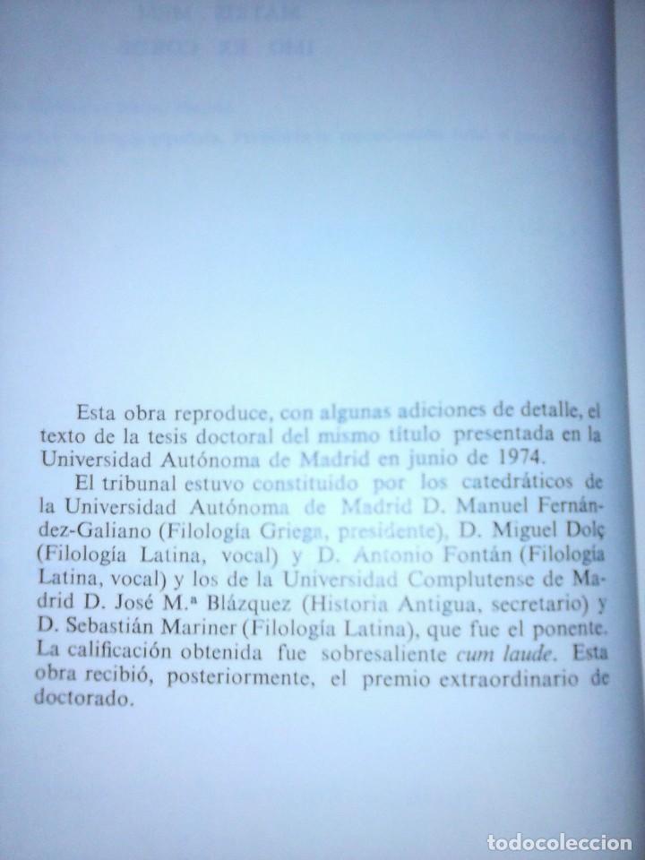 Libros de segunda mano: Corpus de inscripciones deportivas de la España romana - Pablo Piernavieja - Foto 6 - 125402747