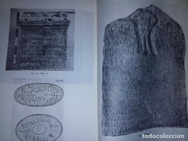 Libros de segunda mano: Corpus de inscripciones deportivas de la España romana - Pablo Piernavieja - Foto 13 - 125402747