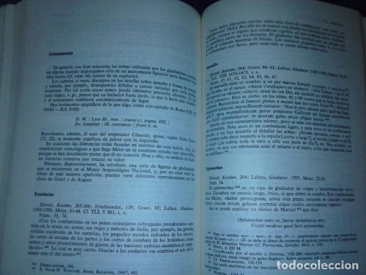 Libros de segunda mano: Corpus de inscripciones deportivas de la España romana - Pablo Piernavieja - Foto 18 - 125402747