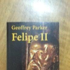 Libros de segunda mano: GEOFFREY PARKER , FELIPE II. Lote 125966211