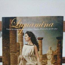 Livres d'occasion: LIQUAMINA. PESQUERÍAS Y ALMADRABAS ROMANAS ESTRECHO GIBRALTAR. BERNAL CASASOLA. Lote 126355747
