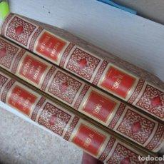 Libros de segunda mano: HISTORIA DE LOS GRIEGOS, 3 TOMOS, NUMISMATICA , ARTE , CERAMICA , COMPLETA ,ORIGINAL. Lote 127863467