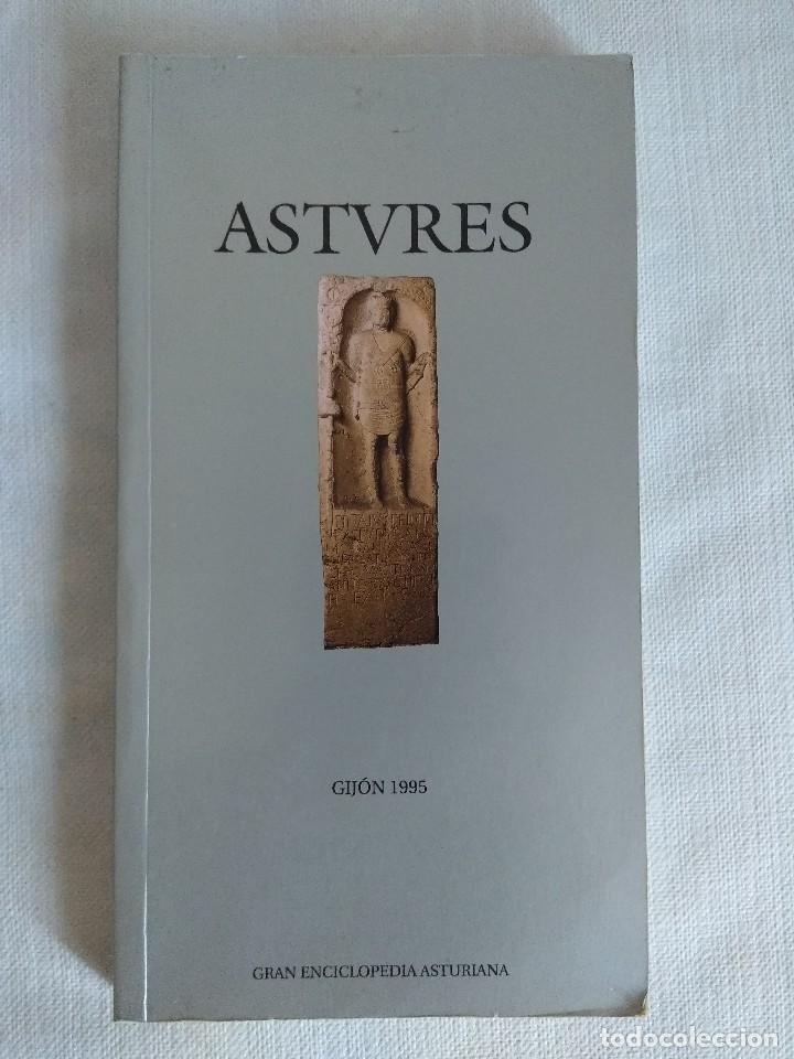 LIBRO ASTURES. (Libros de Segunda Mano - Historia Antigua)
