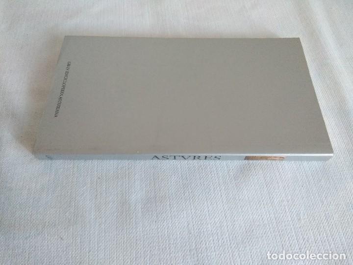 Libros de segunda mano: LIBRO ASTURES. - Foto 3 - 127933107