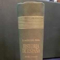 Libros de segunda mano - HISTORIA DE ESPAÑA - LA ESPAÑA ROMANA TOMO 2 II MENENDEZ PIDAL - 128363487
