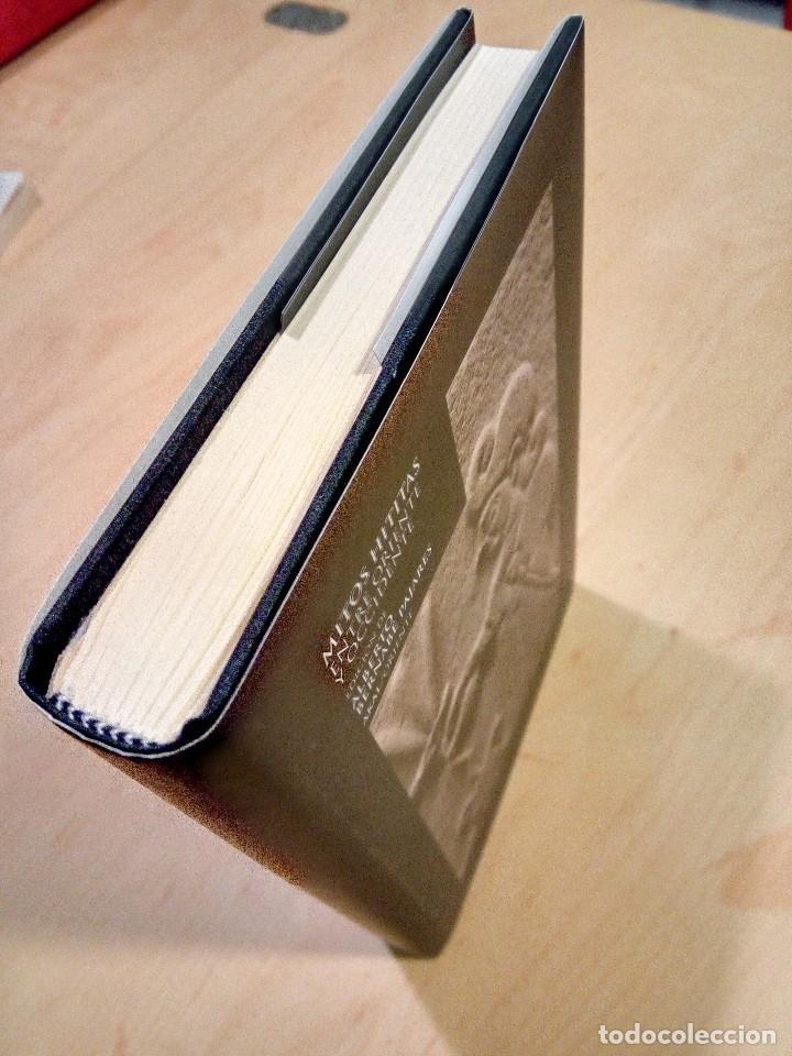 Libros de segunda mano: Mitos hititas. Entre Oriente y Occidente. Alberto Bernabé Pajares - Foto 2 - 128550127