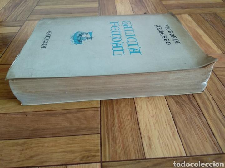 Libros de segunda mano: Galicia feudal, Victoria Armesto - Foto 3 - 129512007