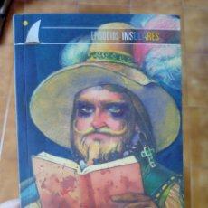 Libros de segunda mano: LA CRUZ DEL INGLÉS LUIS JUNCO EPISODIOS INSULARES CAM PDS EDITORES 2007. Lote 129962027