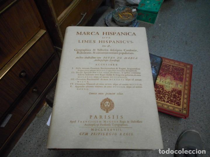 EXCEPCIONAL FACSIMIL NUMERADO 328 DE 500 MARCA HISPANICA MUY BUEN ESTADO (Libros de Segunda Mano - Historia Antigua)