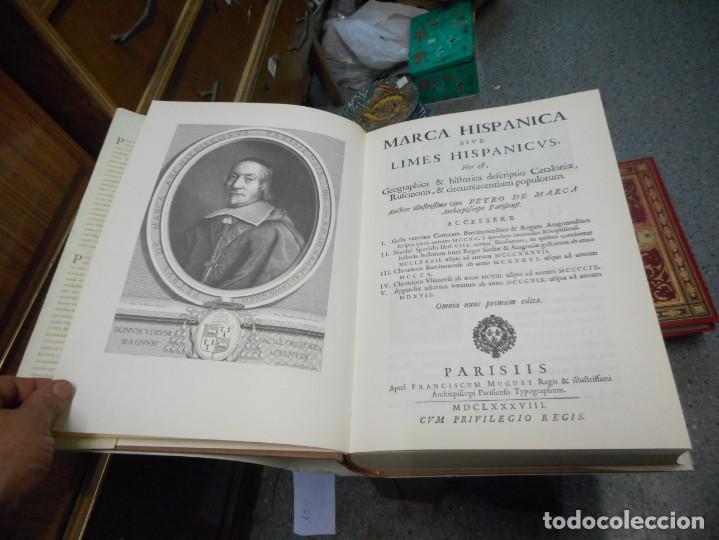 Libros de segunda mano: excepcional facsimil numerado 328 de 500 marca hispanica muy buen estado - Foto 6 - 130190059