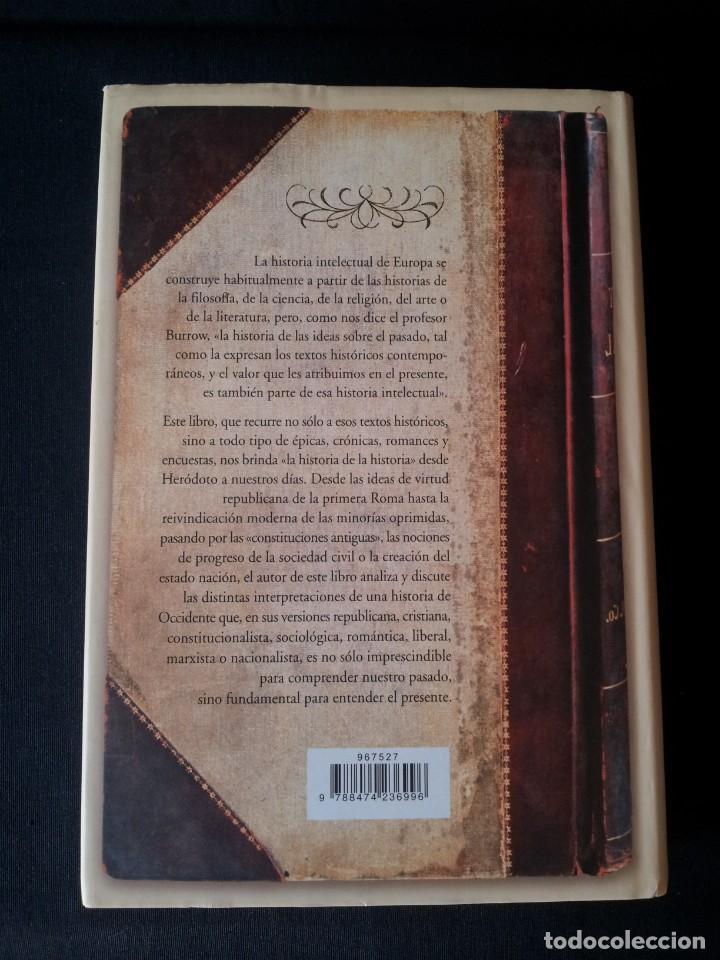 Libros de segunda mano: JOHN BURROW - HISTORIA DE LAS HISTORIAS, DE HERODOTO AL SIGLO XX - CRITICA 2008 - Foto 2 - 130321378