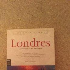 Libros de segunda mano: PAUL TOURNIER , LONDRES , LAS CLAVES DE SU HISTORIS. Lote 132523478