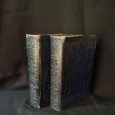 Libros de segunda mano: TITO LIVIO - DECADAS DE LA HISTORIA ROMANA, EDICION ILUSTRADA - 2 TOMOS - JOAQUIN GIL EDITOR 1944. Lote 133289154