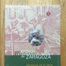 Libros de segunda mano: ZARAGOZA EN LA BAJA EDAD MEDIA SIGLOS XIV-XV MARIA ISABEL FALCON PEREZ, HISTORIAS DE ZARAGOZA. Lote 133703030