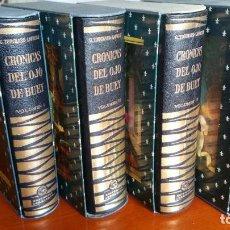 Libros de segunda mano: 1. EDICION. CRONICAS DEL OJO DE BUEY.TOUCHARD -LAFOSSE. 4 TOMOS. REINADO DE LUIS XIII. LOREZANA.1962. Lote 133729430