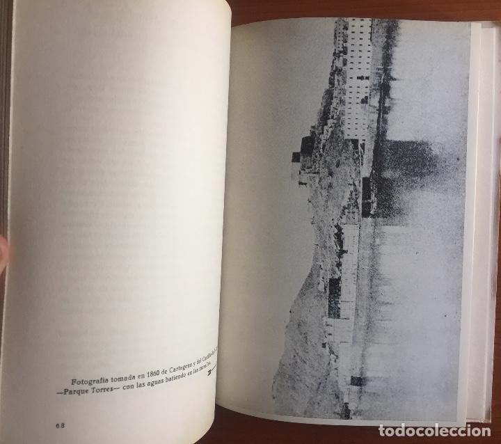 Libros de segunda mano: CARTAGENA- EL PAIS DE LA PLATA- GINES PEREZ GARRIGOS 1.969 - Foto 3 - 134798170