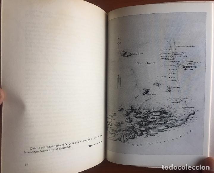 Libros de segunda mano: CARTAGENA- EL PAIS DE LA PLATA- GINES PEREZ GARRIGOS 1.969 - Foto 4 - 134798170