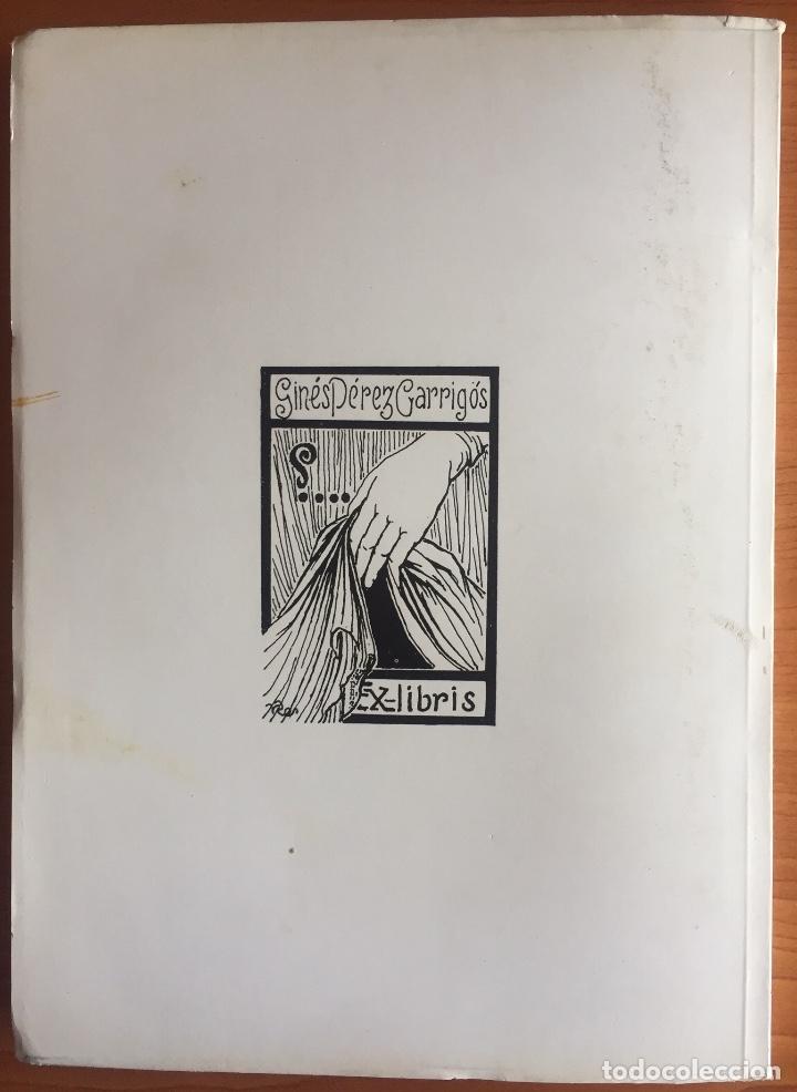 Libros de segunda mano: CARTAGENA- EL PAIS DE LA PLATA- GINES PEREZ GARRIGOS 1.969 - Foto 5 - 134798170