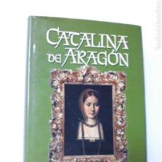 Libros de segunda mano: CATALINA DE ARAGÓN GARRETT MATTINGLY EDICIONES PALABRA 1998 . HISTORIA ARTE XVI. Lote 218938321