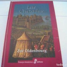 Libros de segunda mano: LAS CRUZADAS. Lote 135246566