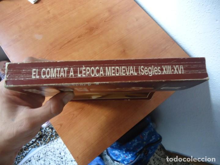 Libros de segunda mano: Llibre el comtat a lèpoca medieval (seglesXIII-XV) centre destudis contestans,any 1992 - Foto 2 - 135358258