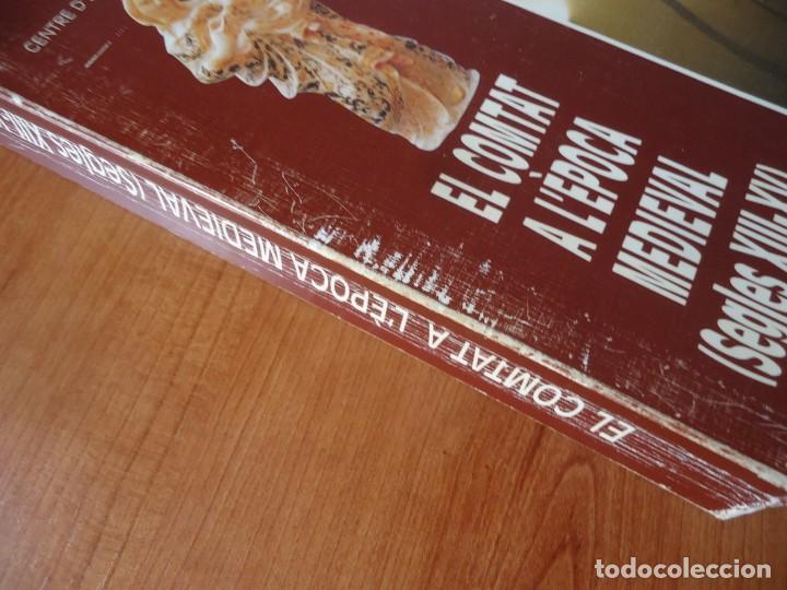 Libros de segunda mano: Llibre el comtat a lèpoca medieval (seglesXIII-XV) centre destudis contestans,any 1992 - Foto 3 - 135358258