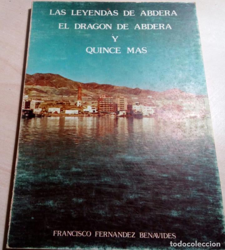 ABDERA.CERRO MONTECRISTO.ASALTO TURCO DE 1620.CERRO DE LA MATANZA.TORRE DEL HORROR.CORTIJO MANZANOS. (Libros de Segunda Mano - Historia Antigua)