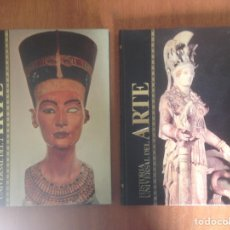 Libros de segunda mano: HISTORIA UNIVERSAL DEL ARTE. Lote 136256646