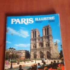 Libros de segunda mano: PARIS ILLUSTRE. Lote 136284493