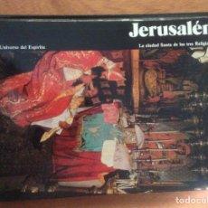 Libros de segunda mano: JERUSALÉN. Lote 136318916