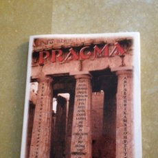 Libros de segunda mano: PRAGMA. BACHILLERATO LOGSE (GRECIA). Lote 136700518