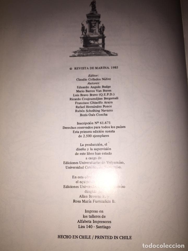 Libros de segunda mano: EL PODER NAVAL CHILENO. REVISTA DE MARINA, VALPARAÍSO, CHILE.----3ª COMPRA ENVÍO GRATIS----- - Foto 7 - 40330007