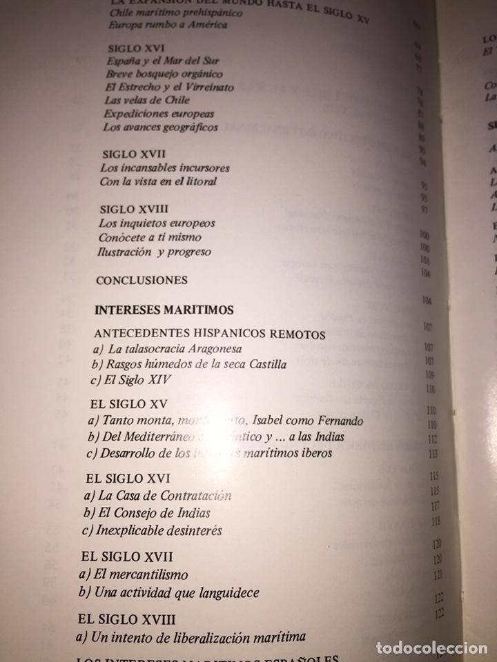 Libros de segunda mano: EL PODER NAVAL CHILENO. REVISTA DE MARINA, VALPARAÍSO, CHILE.----3ª COMPRA ENVÍO GRATIS----- - Foto 10 - 40330007