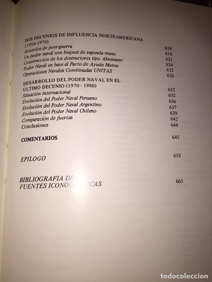 Libros de segunda mano: EL PODER NAVAL CHILENO. REVISTA DE MARINA, VALPARAÍSO, CHILE.----3ª COMPRA ENVÍO GRATIS----- - Foto 19 - 40330007