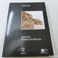 Libros de segunda mano: AUGUSTO: GUERRA EN HISPANIA. PRIMERA PARTE - EUMENIO G. NEIRA -CCC 3. Lote 138054566