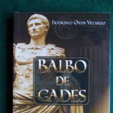 Libros de segunda mano: BALBO DE GADES. Lote 138554290