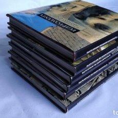 Libros de segunda mano: EGIPTOMANIA-EL FASCINANTE MUNDO DEL ANTIGUO EGIPTO-PLANETA DEAGOSTINI-6 TOMOS. Lote 139229530