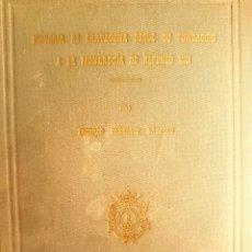 Libros de segunda mano: HISTORIA DE CARTAGENA DESDE SU FUNDACIÓN A LA MONARQUÍA DE ALFONSO XIII. Lote 139650308