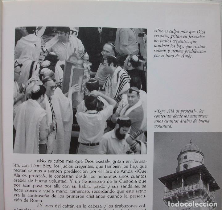 Libros de segunda mano: JERUSALEN DE LOS EVANGELIOS. JOSE MARIA GIRONELLA - Foto 2 - 140309366