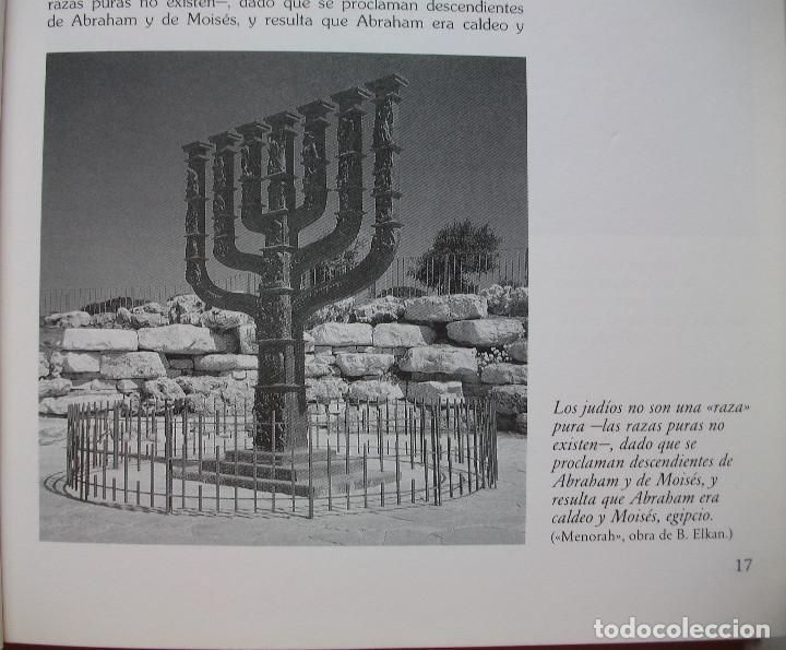 Libros de segunda mano: JERUSALEN DE LOS EVANGELIOS. JOSE MARIA GIRONELLA - Foto 3 - 140309366